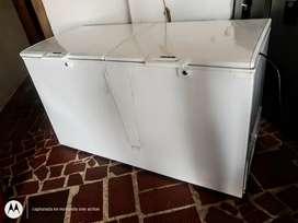 Vendo hermoso tanque congelador Challenger último modelo 550 litros un mes de uso 0 detalles
