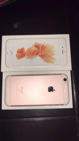 Se vende iPhone 6s de 64 gb