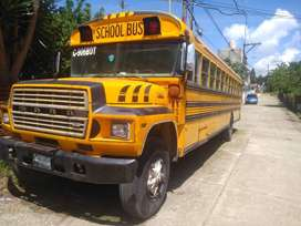 Vendo Bus Escolar