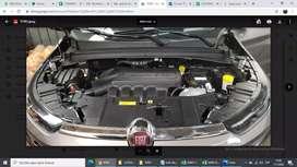 Fiat toro nafta modelo My 20, nueva linea
