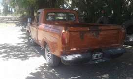 Camioneta/utilitario Ford f100 mod 62