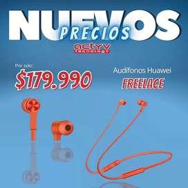 Audifonos Bluetooth Huawei FreeLace