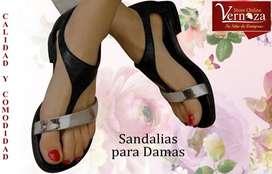 ENCANTADORAS SANDALIAS PARA DAMAS, A TU ALCANCE.