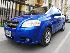 Chevrolet aveo 2011 5400dolares