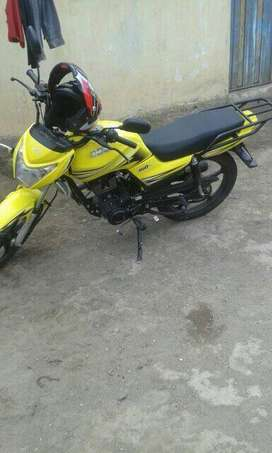 vendo moto ics