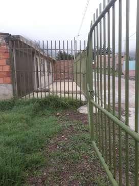 Vendo terreno con casa grande en nobsa Boyaca