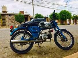 Moto de coleccion YAMAHA YG1 K80 1973