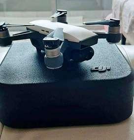 drone spark combo en perfecto estado remato por salud