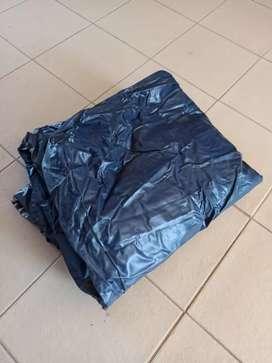 Vendo colchón inflable semi nuevo de 1 plaza
