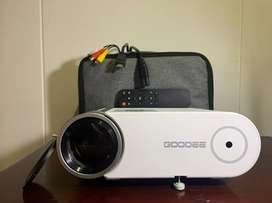 Venta de Mini Proyector De Vídeo Goodee G500 5500 Lux, Max 200'