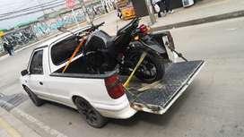 Transportamos su moto a nivel nacional seguro y confiable