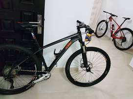 Vendo bicicletas de montaña y ruta