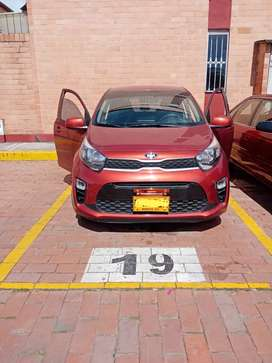 Vendo Kia picanto all new (30M. Negociable)