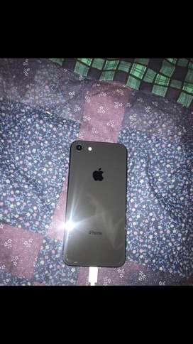 Iphone 8, precio 185.000, negociable