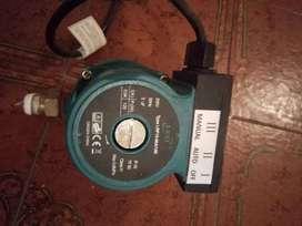 Bomba presurizadora elevadora de presión