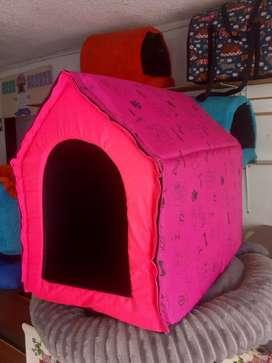 Casas mascotas tematicas