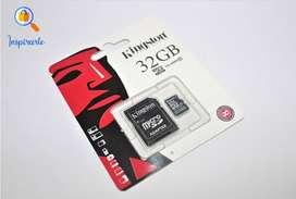 MICRO SD 4GB - 8GB - 16GB - 32GB