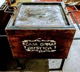 Alquilo Caja China a Domicilio