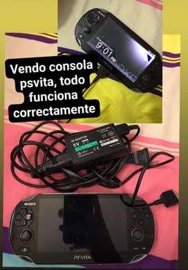 PSvita consola