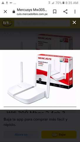 Router Mecusys MW 305