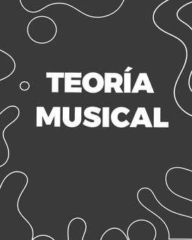 Clases de teoria musical