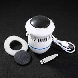 Removedor eléctrico  callos pies exfoliador  piel  recargable