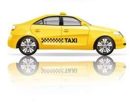 Busco trabajo de chofer de taxi