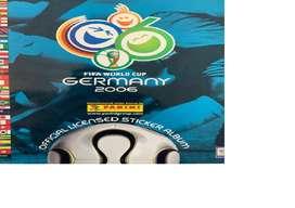 Álbum Panini Mundial de Futbol Alemania 2006. Completo.