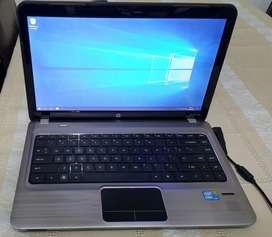 Laptop i5 6gam ram 500gb disco duro bateria nueva y cargador
