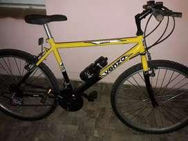 Bici MTB rodado 26 con cambios