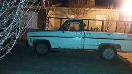 camioneta Chevrole modelo  755 motor