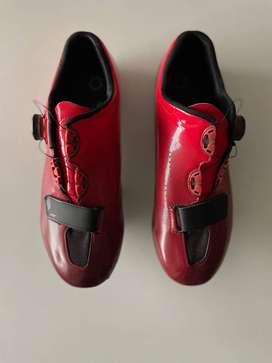 Zapatillas Ciclismo Ruta Shimano RC7 Carbono (usados))