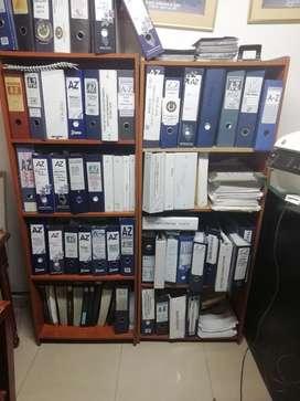 Librerías 160x 60