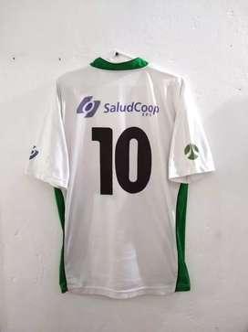 Camiseta original de equidad FC.