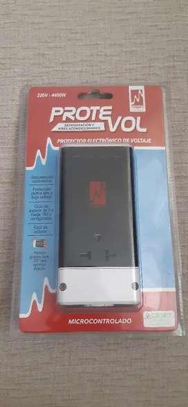 Vendo protector de voltage magom