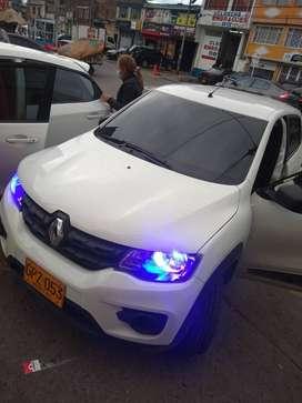 Vendo Renault kwid zen blanco