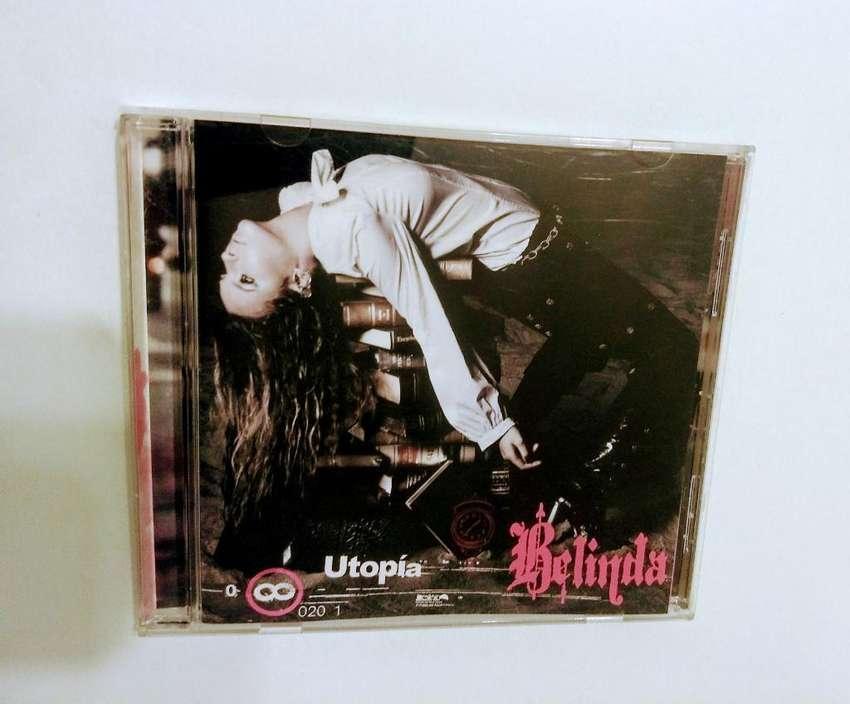 """CD Belinda. """"Utopía"""" 0"""