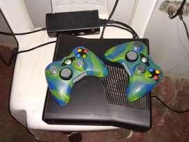 Xbox 360 Slim cambio por celular