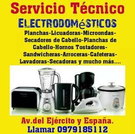 Reparación de equipos electrónicos.