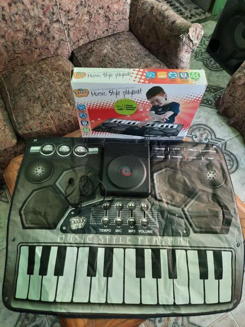 Music Style PlayMat