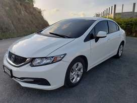 VENDO HONDA CIVIC MODELO 2013