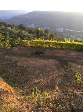 Lote de terreno verda casiano bajo a 15 minutos de floridablanca.