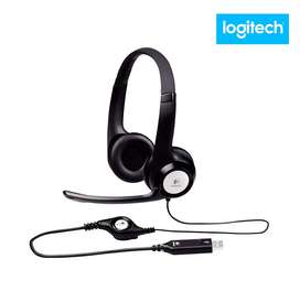 Audifonos logitech H 390