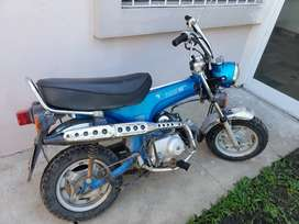 Honda dax 1999 - japonesa