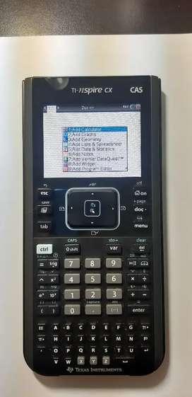 Calculadora Texas Ti-Nspire CX CAS