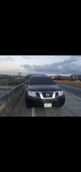 Nissan frontier 2012 4 cilindros