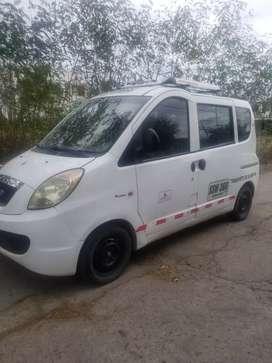 Venpermuto minivan publica lista para trabajar
