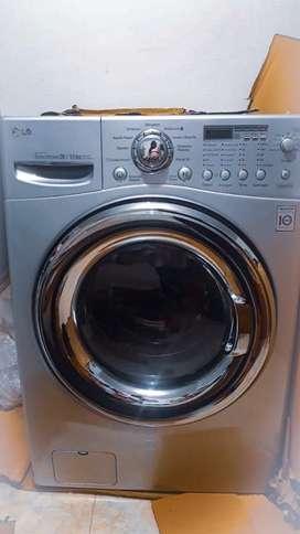Secadora Y Lavadora Lg