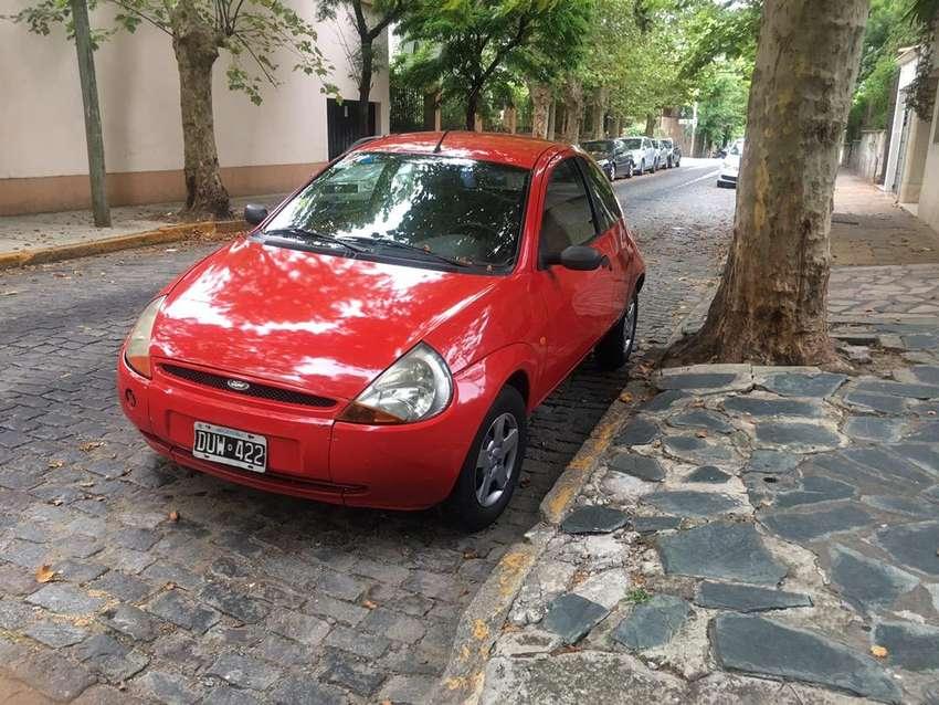Ford Ka 2001 1.0 zetec 0