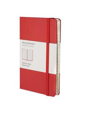 Libreta Moleskine 13x21cm Sellada Para Direcciones Y Notas